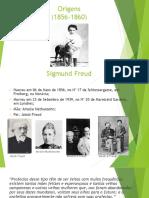 Origens Freud