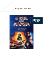 Anderson, Kevin J. - Star Wars - La Nueva República - Trilogía de La Academia Jedi 1 - La Búsqueda Del Jedi