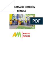 Amautas Mineros - Difusion Minera 2017