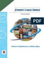 Batiments Basse Energie2011