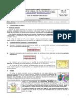 Guía 8° Basico - N° 2 - Electricidad - Circuitos eléctricos 2015