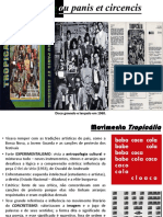Tropicália Ou Panis Et Circenses 1968