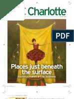 UNC Charlotte Magazine, Q3 2010