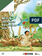 MIS LECTURAS FAVORITAS 2° GRADO