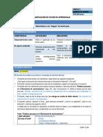 COM - U4 - 4to Grado - Sesion 03.docx
