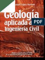 Geolibrospdf Geologia Aplicada a La Ingenieria Civil Juan Manuel Lopez Marinas