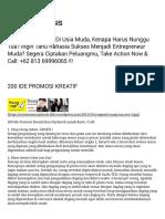 200 IDE PROMOSI KREATIF   METAMORPHOSIS.pdf