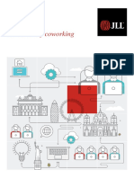 JLL a New Era of Coworking 2016