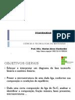 369993-Ciência e Tec. Dos Materiais (Aula 8- 6 Hrs)- Diagramas de Fases (1)