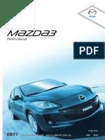 2012 Mazda3 Om Eng