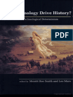 Does Tech Drive History