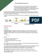Temas de Matemática Financiera Teo