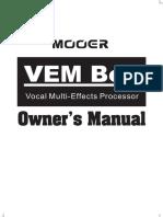 Ve50(Vem Box) Manual en v01