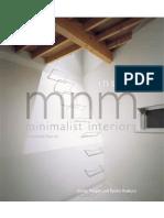 Inside Minimalist Interiors