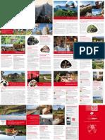 Carte Touristique Auvergne 2013