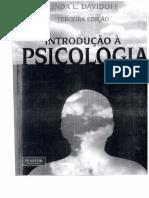DAVIDOFF, L. - Introdução à Psicologia