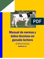 Manual Normas Tecnicas Bovinos Lechero