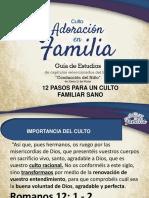 03. Culto Familiar