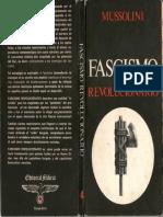 Rivanera Carles, Federico - Fascismo Revolucionario