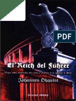 El Reich Del Fuhrer - Johannes Öhquist