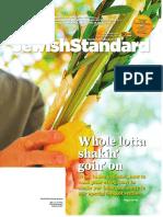 Jewish Standard, September 29, 2017