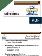 Platica de Prevencion Adicciones - Copia