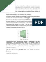 Diseño y Optimización de La Tolva Por El Método de Los Multiplicadores de Lagrange