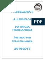 PASTELERIA II doc patricia hernandez.docx