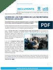 Boletín Informativo N6 Agosto 2017