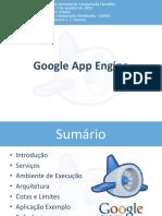 Google APPs Engine