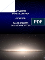Astronomía - Definición y Ramas