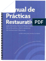 01 Manual de Practicas Restaurativas