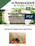Agricultura de Presicion Cimmyt