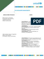 guion de radio de niños.pdf