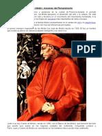 Los Mecenas del Renacimiento.docx