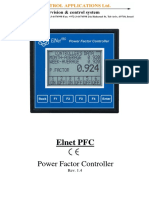 ElNet PFC - User Manual