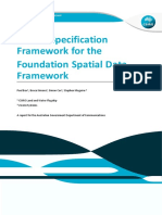 FSDF-Data Specification Framework[1]
