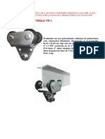 Sistemas de Proteção Contra Quedas - Área de Carga e Descarga