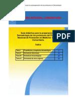 Guía didáctica Dermatología