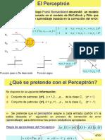 El Perceptrón