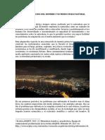 Arquitectura en El Medio Fisico