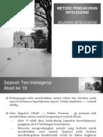 M1.Sejarah Intelegensi