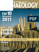 07 - Archaeology - Jan Feb 2012