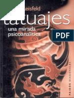 Tatuajes. Una mirada psicoanalítica [Silvia Reisfeld].pdf