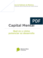 2016 Informe Capital Mental - PBA