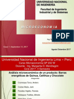 Exposición de Microeconomía
