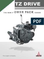 DEUTZ DRIVE the New Power Pack Series