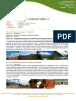 Huaraz Clasico 3D2N