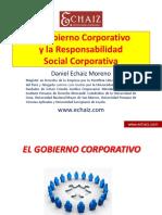 El Gobierno Corporativo y La Responsabilidad Social Corporativa