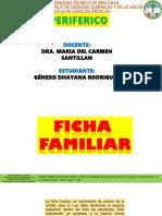Ficha Familiar y Dispensarizacion